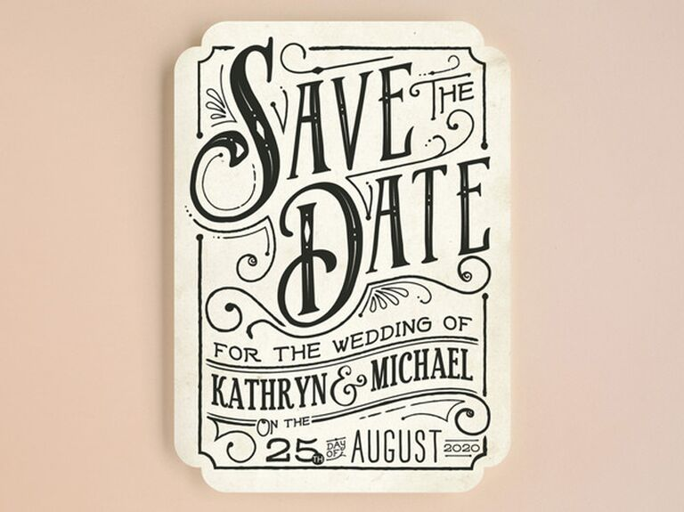 Save-the-Date Ideas You Can Shop Right Now