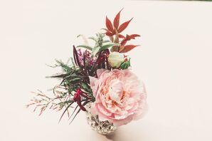 Natural, Rustic Floral Arrangements