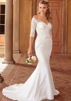 Casablanca Bridal 2317 Imogen Mermaid Wedding Dress