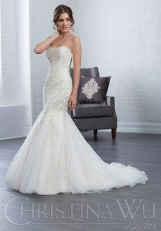 Christina Wu 15652 Mermaid Wedding Dress