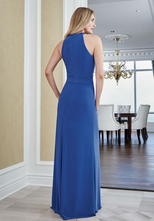 Jade Mother of the Bride by Jasmine J215056 Blue Mother Of The Bride Dress