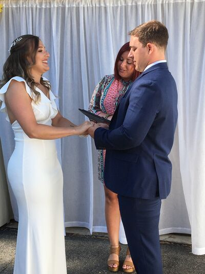 April Kelly, Ordained Minister