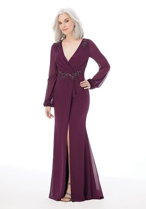 MGNY 72203 Black Mother Of The Bride Dress