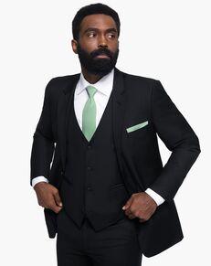 Generation Tux Black Notch Lapel Suit Black Tuxedo