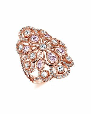 Parade Designs BD3139A-PS from the Lumiere Collection Wedding Ring photo