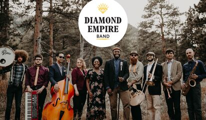 Diamond Empire Band | Wedding Bands - Louisville, KY