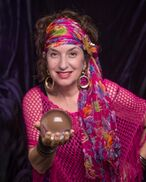 New York City, NY Fortune Teller | Party Psychic Sherrie Lynne