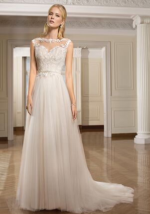 Cosmobella 7924 A-Line Wedding Dress