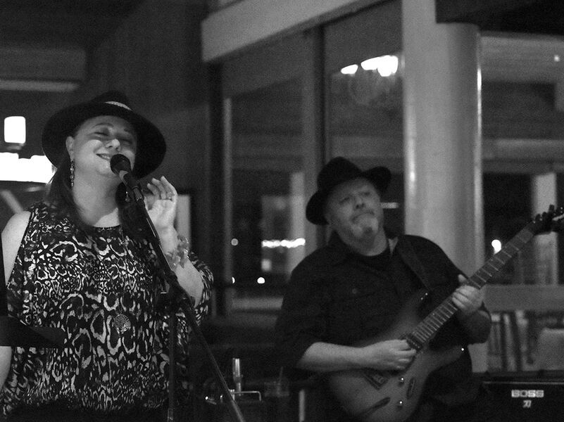 Mimi Hope & Daniel Tuchmann - Latin Band - Oakland, CA