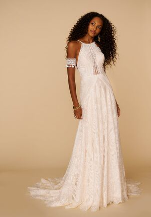 All Who Wander India A-Line Wedding Dress