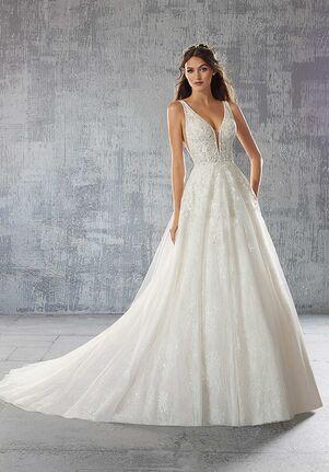Madeline Gardner Signature Serafina 1015 A-Line Wedding Dress