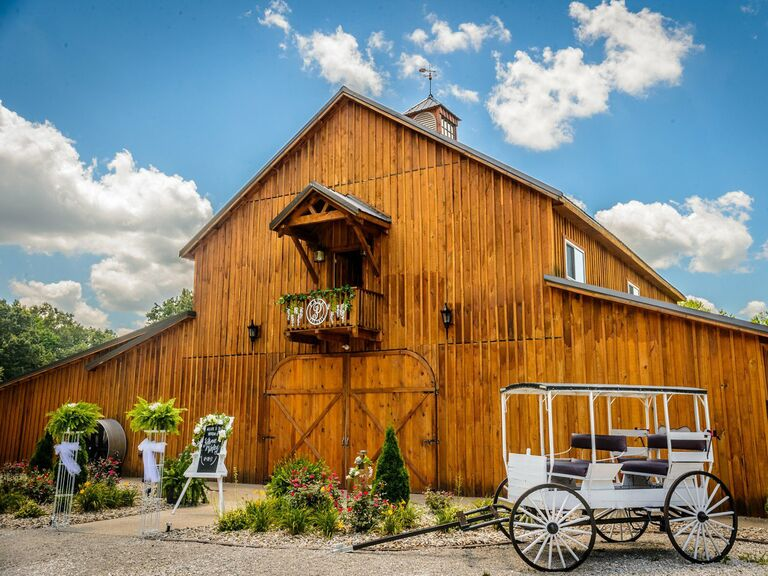 Wedding venue in Smiths Grove, Kentucky.