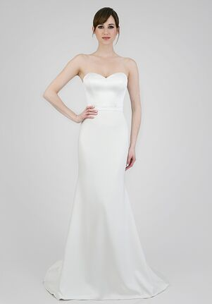THEIA 890358 Mermaid Wedding Dress