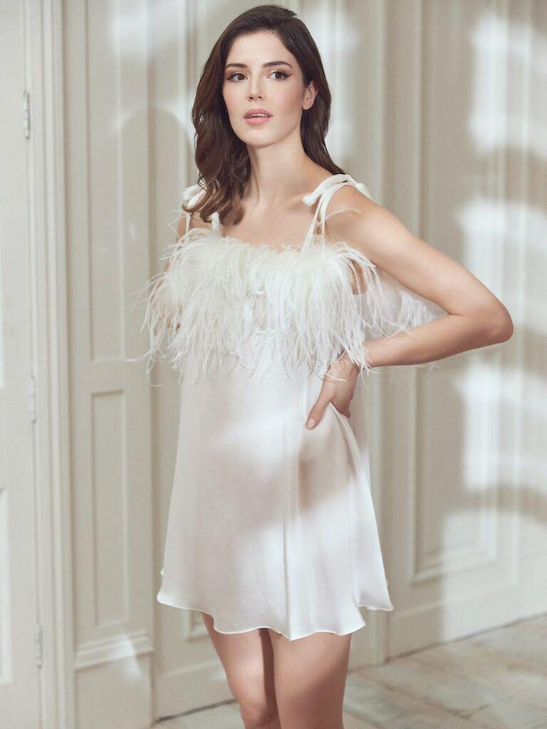 babydoll bridal lingerie