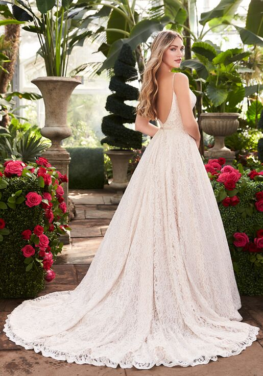 Mikaella 2251 A-Line Wedding Dress