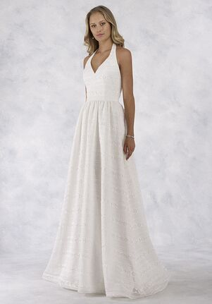 Robert Bullock Bride Cas Ball Gown Wedding Dress