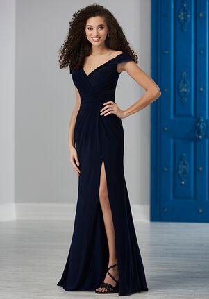 Christina Wu Celebration 22854 V-Neck Bridesmaid Dress