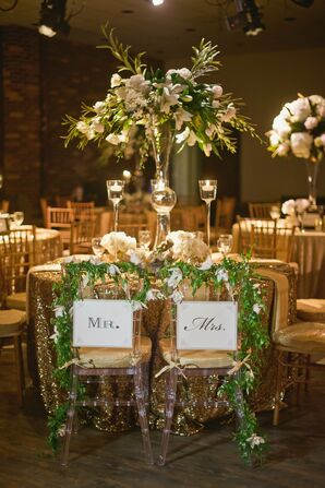 Decorative Reception Chairs