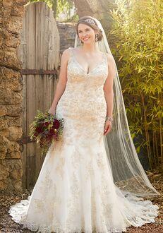 Essense of Australia D2399 Mermaid Wedding Dress