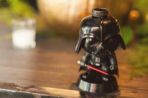 Darth Vadar Groom's Ring Holder