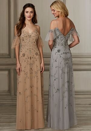 Adrianna Papell Platinum 41037 Sweetheart Bridesmaid Dress
