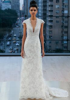 Ines Di Santo Chelsea A-Line Wedding Dress