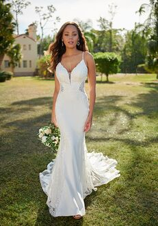 Stella York 7118 Sheath Wedding Dress