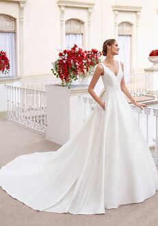 Aire Barcelona ISSAS Ball Gown Wedding Dress