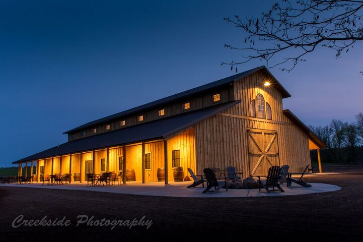 This Little Piggy Catering Gorgeous Minnesota Barns