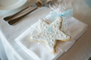 Sea Star Cookie Favor