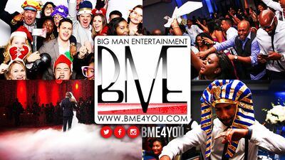 The Big Man Entertainment Group