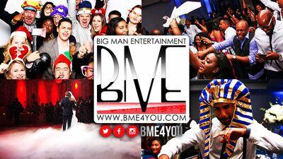 The Big Man Entertainment Group