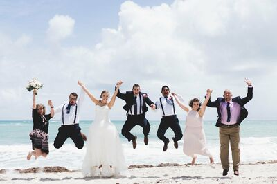 Chris Myhren Weddings