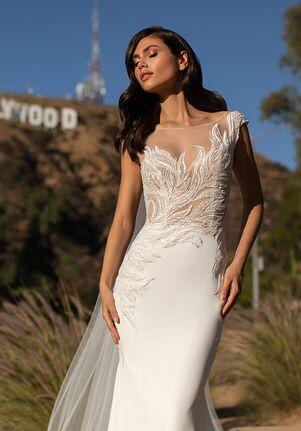 PRONOVIAS LADD Mermaid Wedding Dress