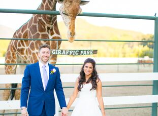 """""""A wedding's venue really sets the tone of the entire evening, from the design decisions to the activities and other treats for guests,"""" says Nicole."""