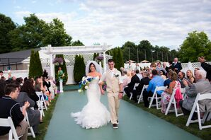 Yvonne and Ryan Recessional
