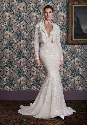 Justin Alexander Signature Ella Mermaid Wedding Dress