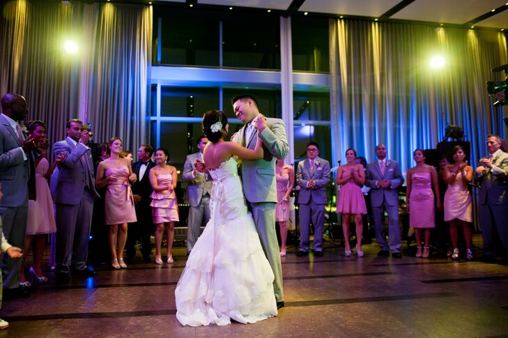 The First Dance at One Atlantic