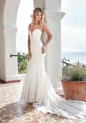 Jasmine Couture T212055 Mermaid Wedding Dress