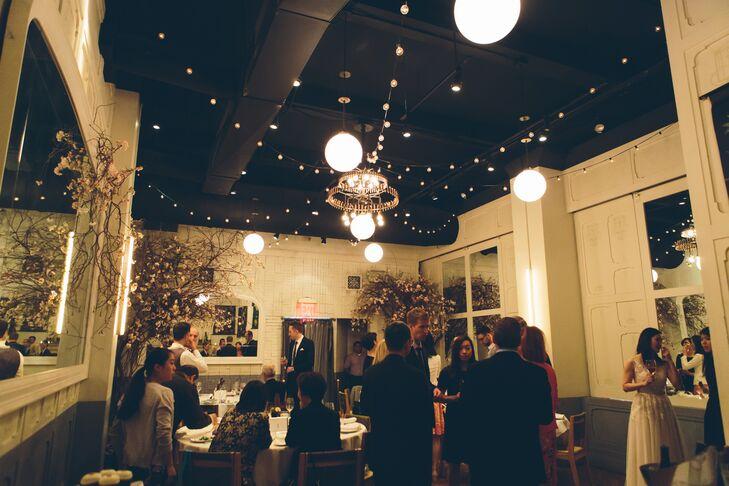 Park Avenue Restaurant Reception