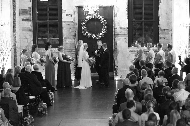 Aria Wedding Ceremony in Minneapolis