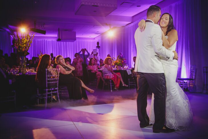 First Dance at the Oceanaire Resort Hotel