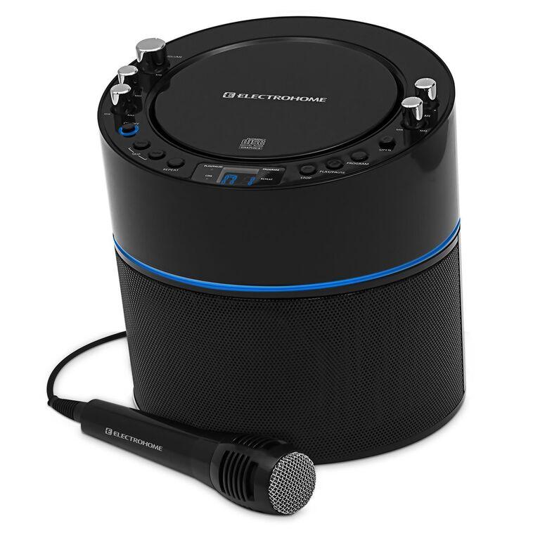 Electrohome Karaoke Machine registry idea