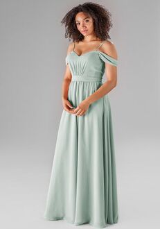 Kennedy Blue Thea V-Neck Bridesmaid Dress