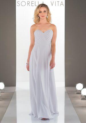 Sorella Vita 9098 Strapless Bridesmaid Dress