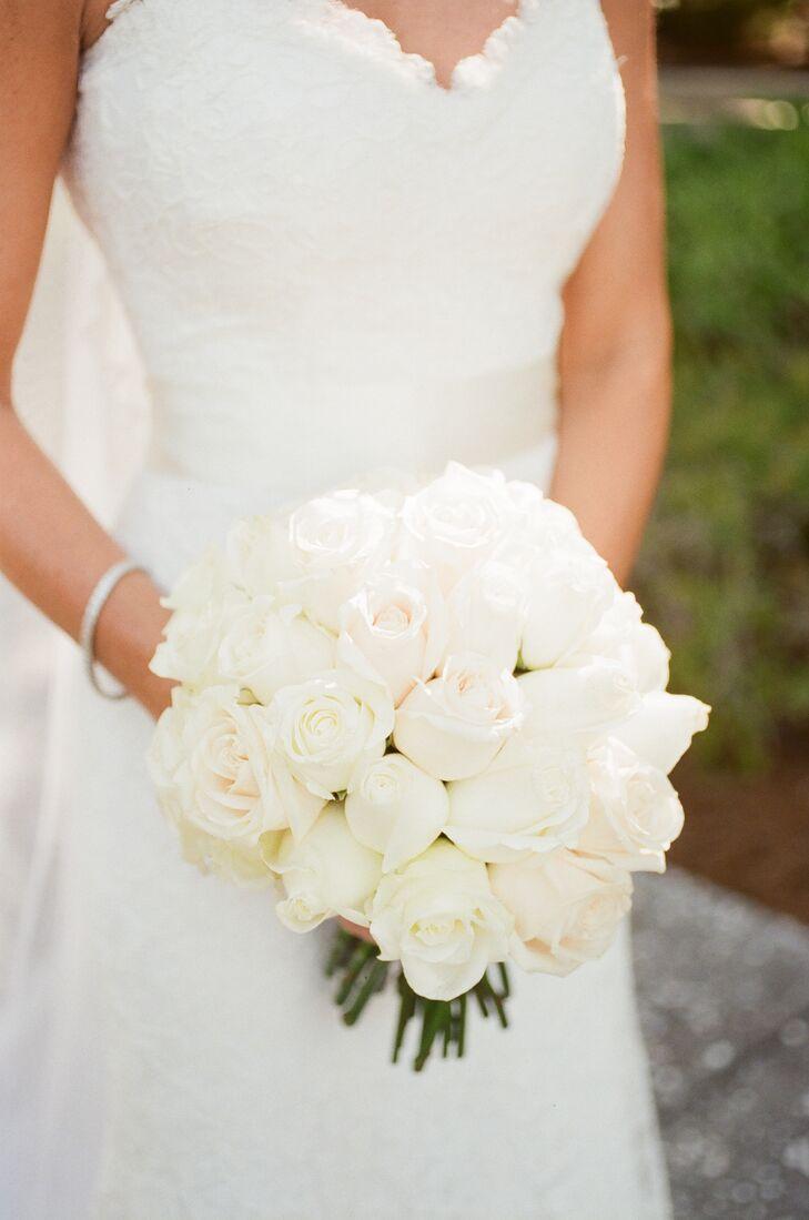 Ilustrasi - Mawar Putih