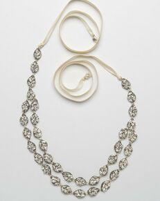 MEG Jewelry shipolo headband Wedding Necklace photo