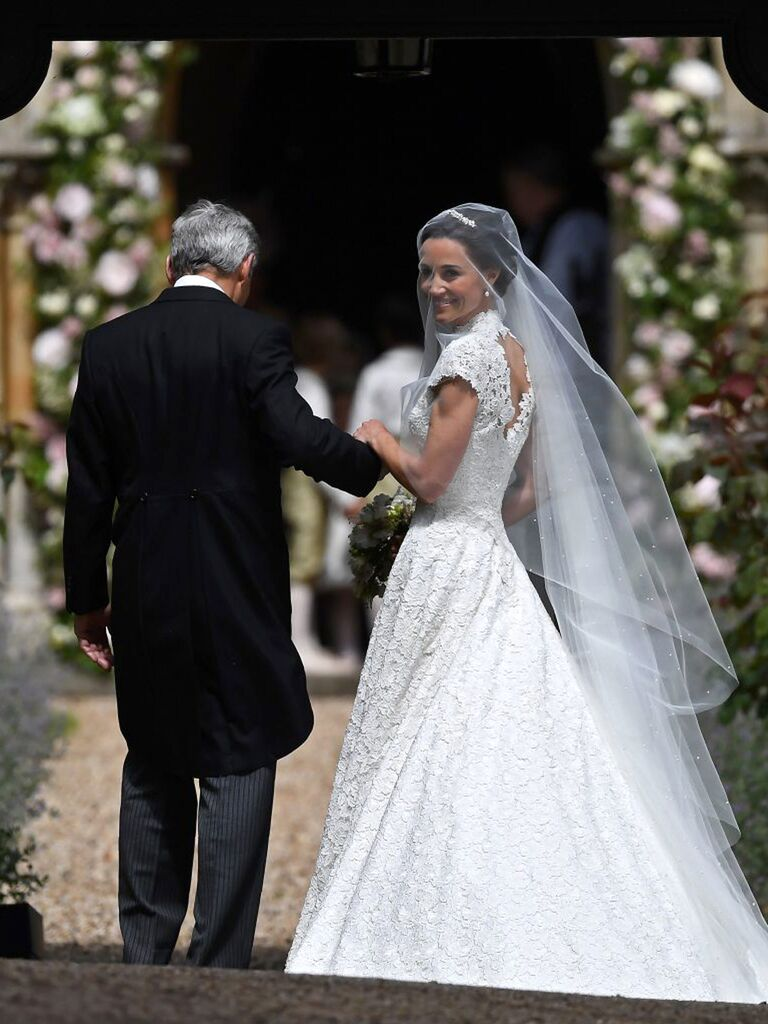 0e748f631753 The 54 Best Celebrity Wedding Dresses of All Time
