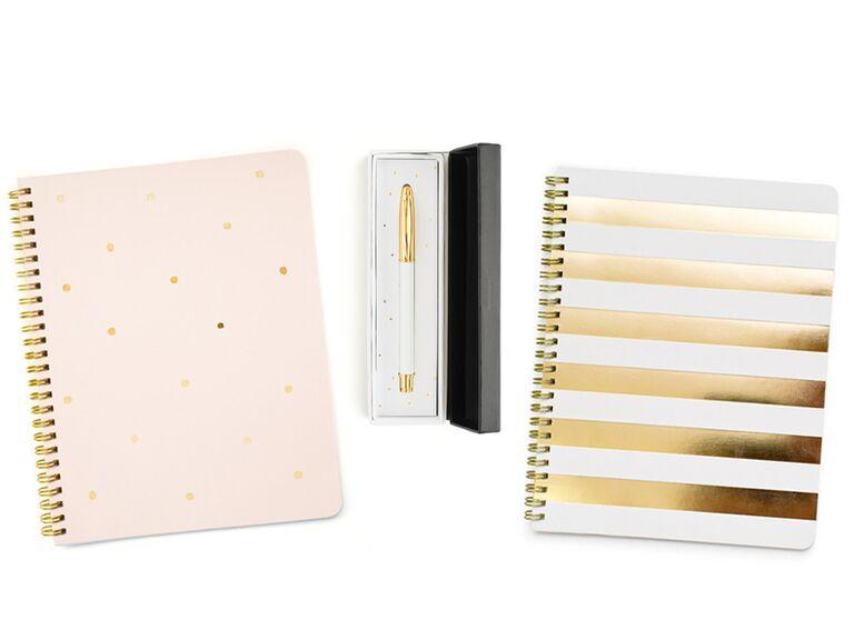 Sugar Paper notebooks