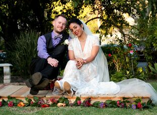 Rainbows are a reminder of love, according to the youngest son of Julia Mockeridge (34 and a physical therapist) and Scott Mockeridge (31 and an aeros